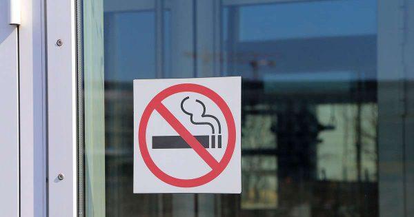 курение в поезде