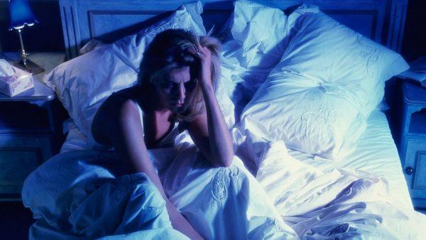 Alcohol insomnia