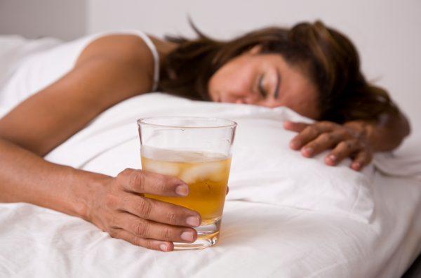 Снотворное и алкоголь: последствия