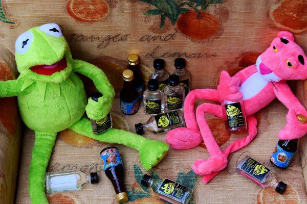 Алкоголик и пьяница