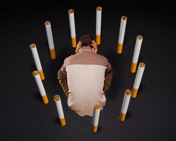 Expensive cigarettes