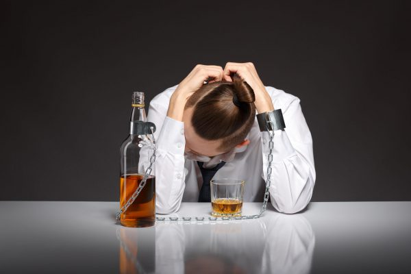 The dangers of alcohol for human
