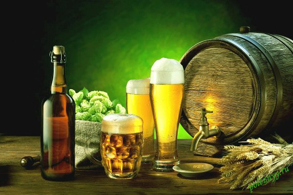 you can drink non-alcoholic beer