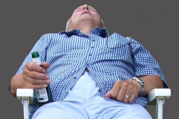 Отрезвление пьяного