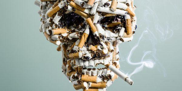 Smoking and kidney
