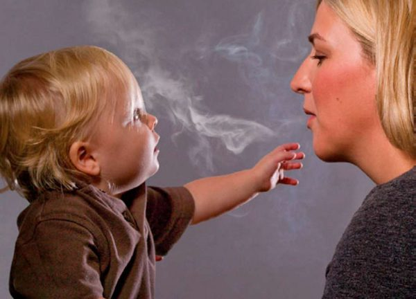 passive Smoking during pregnancy effects