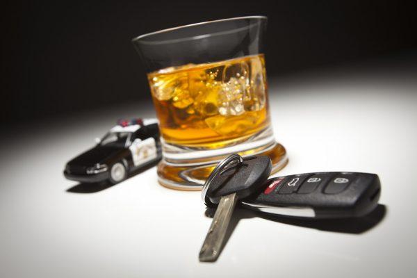 Статистика пьянства за рулём