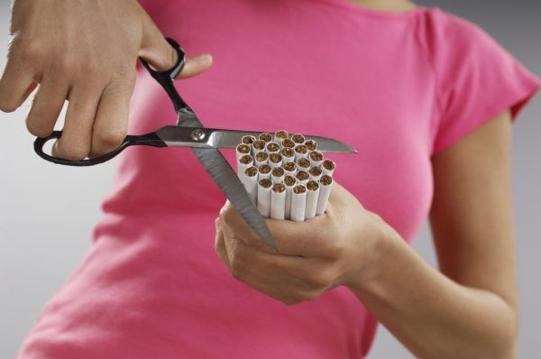 How to replace cigarette