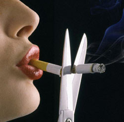 Girls appropriate stop Smoking on certain days of the cycle