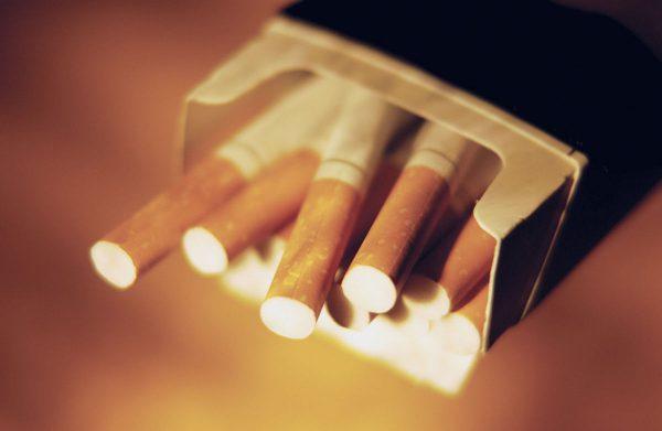 Вред легких сигарет