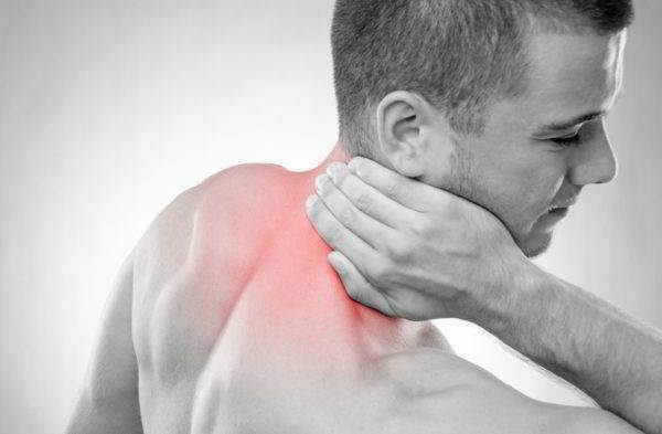 why neck pain after alcohol