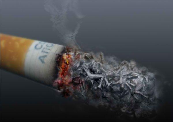 СПИД и курение