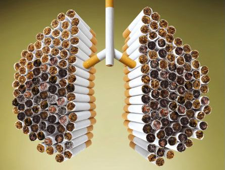 Whatever way of getting rid of Smoking you choose, you will reduce the likelihood of developing lung cancer