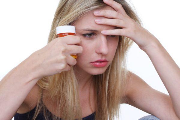 передозировка антидепрессантами симптомы