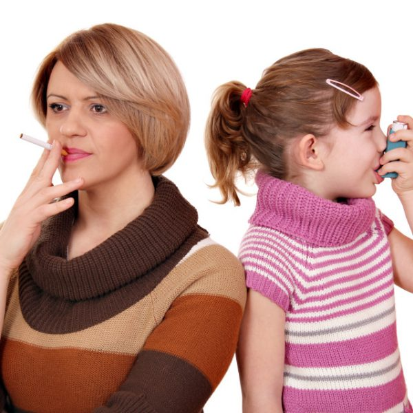 Smoking in bronchial asthma