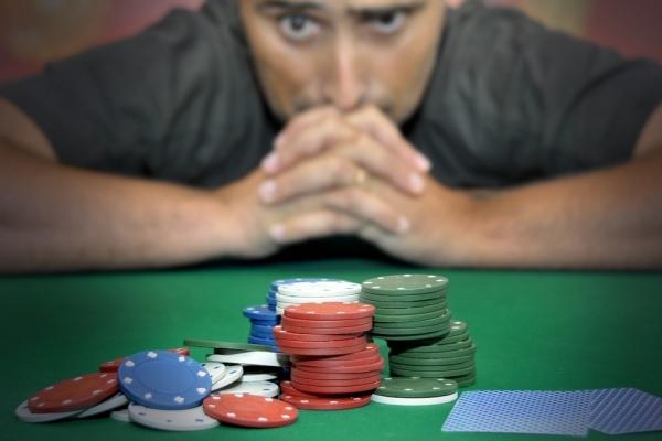 Poker uning hayot yo'qotish uchun charchagan siz emas ?