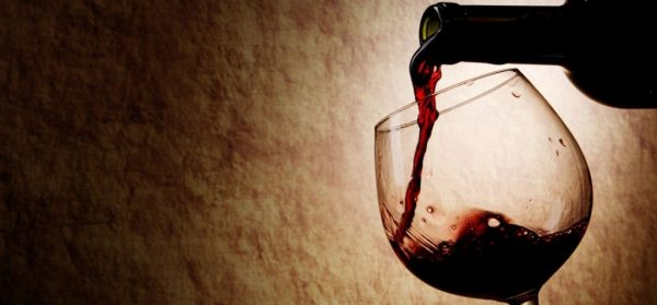 Красное вино при беременности
