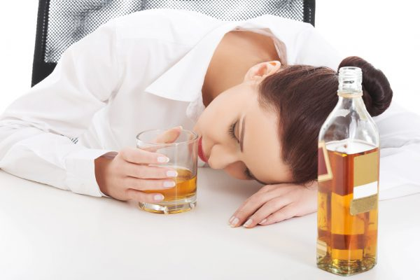 is it possible hangover drinking acetylsalicylic acid